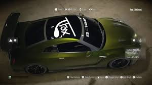 gtr nissan tanner fox tanner fox u0027s guac zilla gtr need for speed youtube