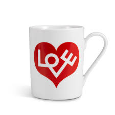 vitra coffee mug love heart