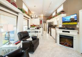 Model Homes Interiors Park Model Rvs Helping Boost Campgrounds Woodall U0027s Campground