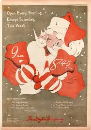 vintage ads from target u0027s holiday history