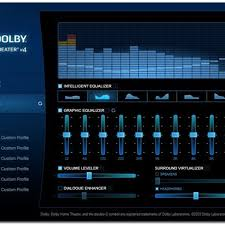 Sound Equalizer For Windows Dolby Home Theater Alternatives And Similar Software