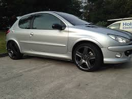 well looked after peugeot 206 gti 180 spares u0026 repairs in