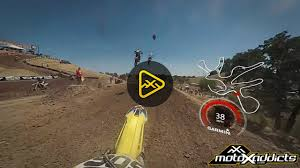 motocross racing videos youtube motoxaddicts 360 garmin helmet cam u2013 ronnie stewart at hangtown