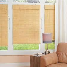 Cheap Bamboo Blinds For Sale Bamboo Shades U0026 Natural Shades Shades The Home Depot