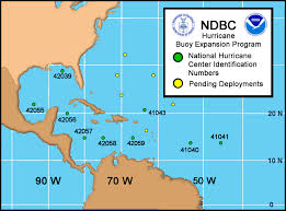 Caribbean Ocean Map by Noaa News Online Story 2844