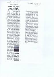 Moderne K Hen Preise Presse Artikel Und Ausschnitte U2014 H Johannes Wallmann