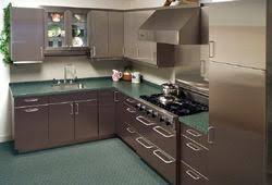Stainless Steel Kitchen Cabinet In Chennai Tamil Nadu Ss - Kitchen steel cabinets