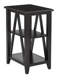 Small Black Accent Table 24 Best Black Wood Side Table Images On Pinterest Wood Side