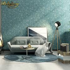papier peint bureau beibehang solide couleur papier peint pour salon chambre mural