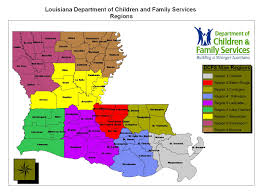 Maps Of Louisiana Resources Managed Care Document Library And Resources