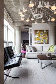 Loft Interior Design Ideas Best Modern Small Loft Interior Design With Nice Spiral Staircase