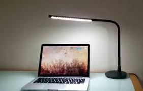 delightful led nail desk lamp tags led desk lamp navy blue table