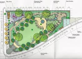 146 best master plan images on pinterest landscape plans