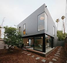 upgraded beach bungalow wrapped in zinc cladding bay street