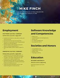 Resume Format Engineering Detailed Professional Resume Format For Engineering Students 2017