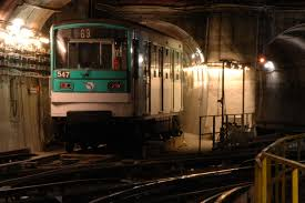 Paris Subway Rapid Transit