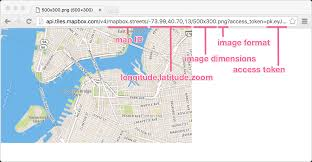 G Maps Static And Print Maps Mapbox