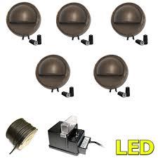 V Landscape Lights - landscape lighting kit