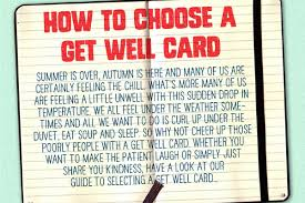 greeting card for sick person 33 get well messages for coworkers brandongaille