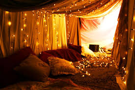 endearing bedroom christmas lighting nice decoration lights on