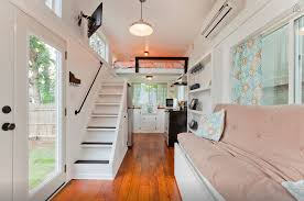 house stairs how to avoid having a ladder in your tiny house