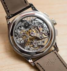 golden ferrari with diamonds patek philippe 5170p 001 in platinum with diamonds watch hands on