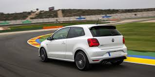 volkswagen polo gti review carwow