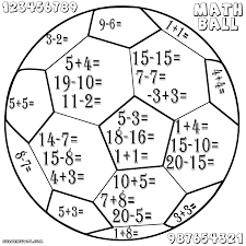 math coloring worksheets coloring pages to download and print