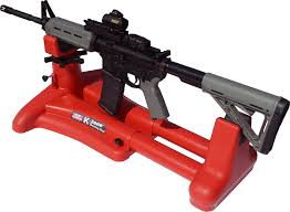 amazon com mtm k zone shooting rest red rifle rest sports