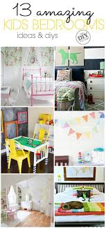 Best Kid Bedrooms Images On Pinterest Room Home And - Kids rooms pictures