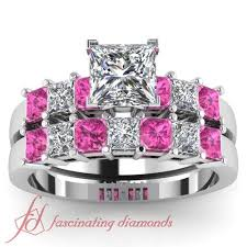 Pink Diamond Wedding Ring by Best 25 Pink Wedding Rings Ideas On Pinterest Blush Diamond