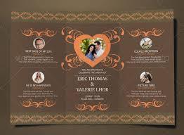 tri fold wedding invitations template 18 tri fold wedding invitation templates free premium