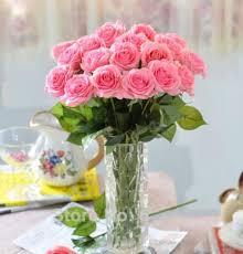 Artificial Flower Decorations For Home Online Get Cheap Floral Arrangements Roses Aliexpress Com