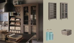 Ikea Hemnes Bookcase White Ikea Hemnes Bookcase Grey Brown Roselawnlutheran