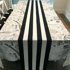 table linen rental black and white striped tablecloth wholesale table linen rental