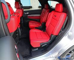 Dodge Durango Rt - 2016 dodge durango r t blacktop rwd review u0026 test drive u2013 the jack