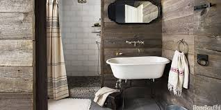 Rustic Country Bathroom Decor Barn Wood Bathroom