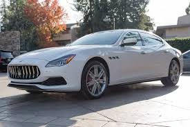 white maserati sedan new 2018 maserati levante s granlusso 3 0l msrp prices nadaguides