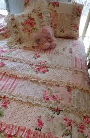 best 25 ruffle bedspread ideas on pinterest ruffle quilt