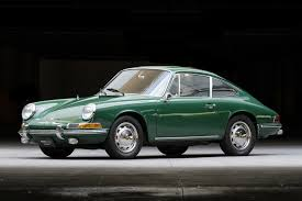 porsche irish green 67 911 modern classic auto sales