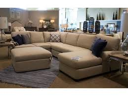 bassett monterey 3 pc sectional sofa great american home store