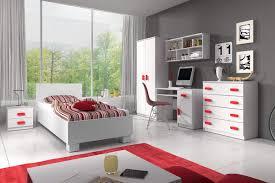 chambre rouge et noir chambre fille blanc laque ophrey com cuisine moderne laquee