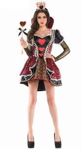 online buy wholesale costume red queen from china costume red