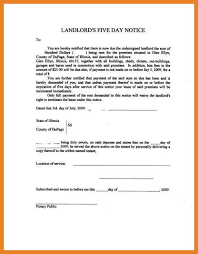 eviction notice eviction notice form example sample eviction