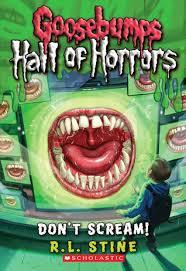 nonton film goosebump don t scream goosebumps hall of horrors 5 by r l stine