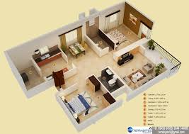 Best 2 Bhk House Plan Mahendra Elena Electronic City By Mahendra Homes Pvt Ltd In