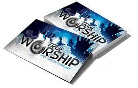 postcard psd template true worship encounter psd templates