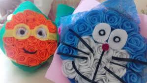 cara membuat origami bunga dari uang kertas langkah buat bunga dari uang kertas jual souvenir wisuda di