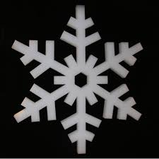 snowflake decorations large snowflake decorations snow supermarket