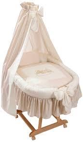 materasso culla vimini easy baby 485 83 set biancheria per lettino decorazione